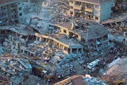 Deprem ile ilgili kurumlar